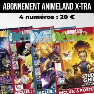 Abonnement X-tra