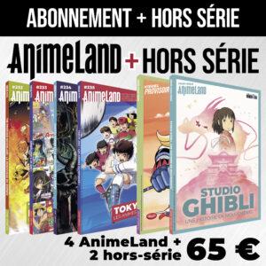 Abo AnimeLand 1 an