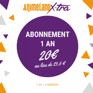 Abonnement 1 an AnimeLand X-tra
