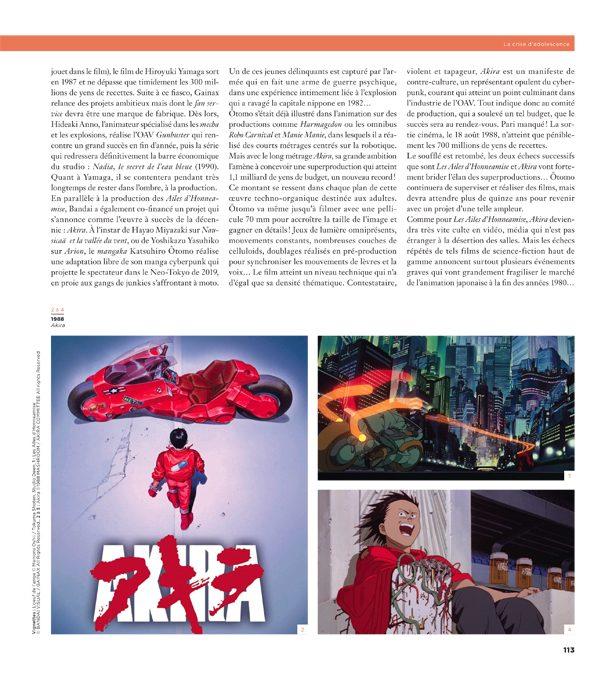 Extrait Un siècle d'animation japonaise