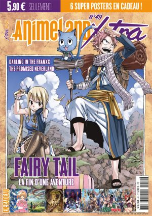 Couverture AnimeLand X-tra #49