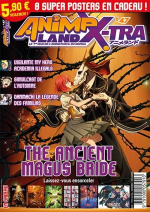 Couverture AnimeLand X-tra #47