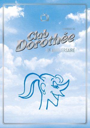 Couverture Hommage au Club Dorothée - 30e anniversaire