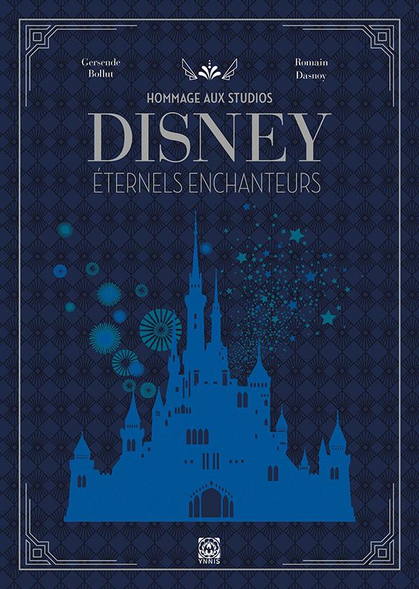 Couverture Hommage aux Studios Disney