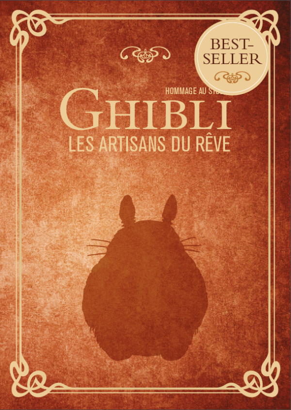 Couverture Ghibli Best Seller