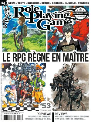 Couverture Role Playing Game #53