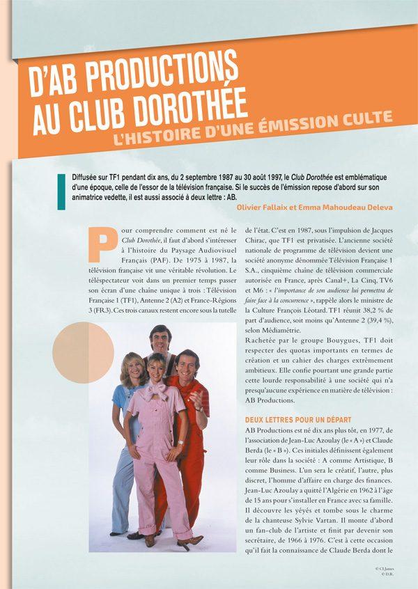 Extrait Hommage au Club Dorothée - 30e anniversaire