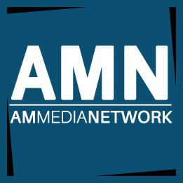 Logo AM MEDIA NETWORK