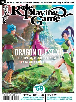 Couverture RPG #59