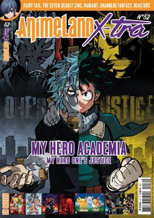 Couverture AnimeLand X-tra My Hero Academia