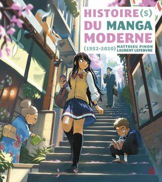 Histoires du manga moderne