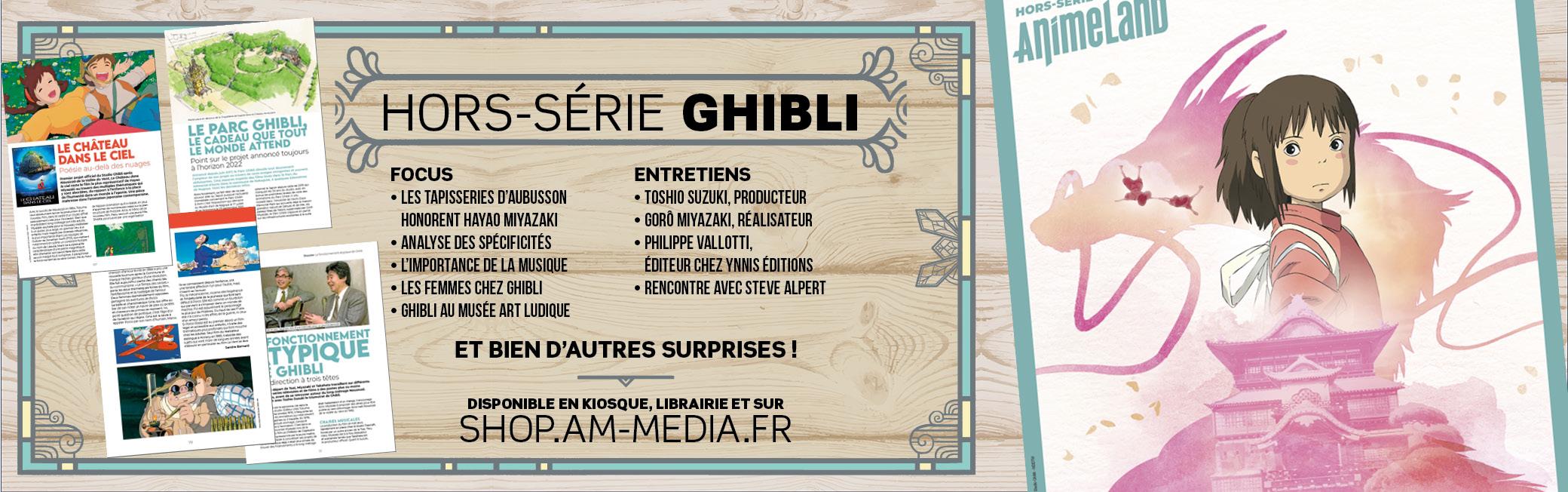 Hors-série Ghibli