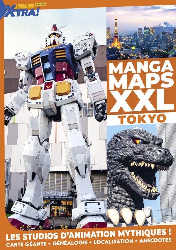 Manga Maps