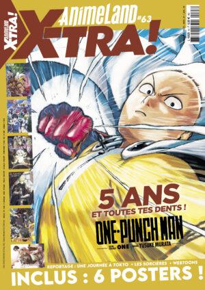 AnimeLand X-tra 63 One-Piunch Man
